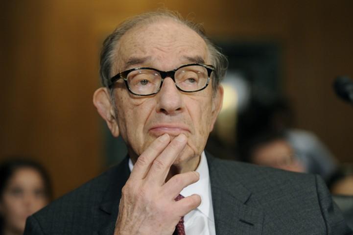 Гринспен предупредил о рисках растущего долга США и об ускорении инфляции