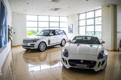 Трейд-ин Jaguar Land Rover: прозрачная схема