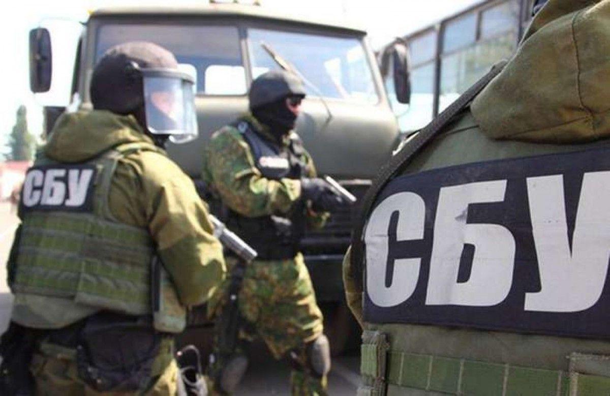 СРОЧНО: СБУ заявляет о захвате групп «российской военной разведки»