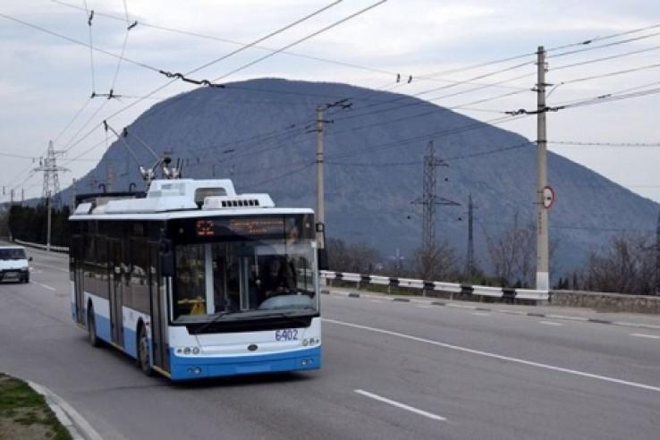 Междугородные троллейбусы в …