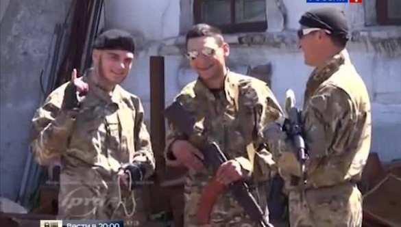 Солдаты ВСУ душили мужчину собственными штанами | Русская весна