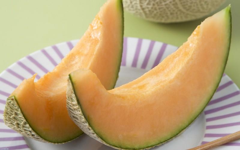 7. Средство от многих болезней, которое еще и вкусное дыня, еда, здоровье, факты, фрукты
