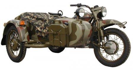 Мотоциклы «Урал» — теперь и в Китае - Фото 1