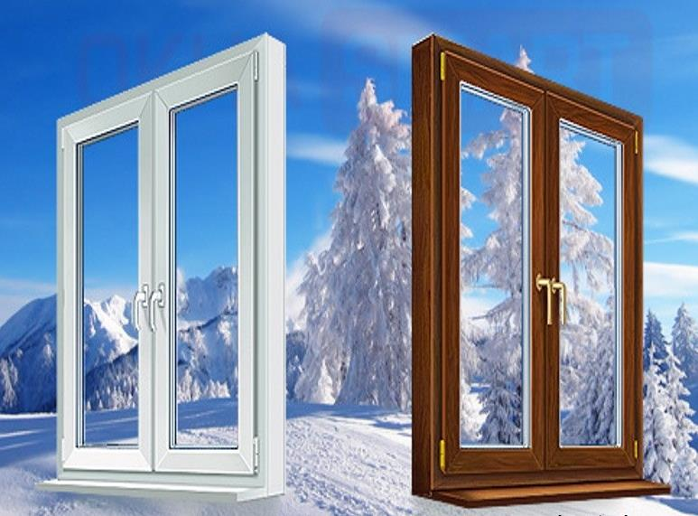 Картинки по запроÑу Окна плаÑтиковые или деревÑнные