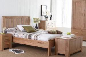 деревянные спальни фото 8