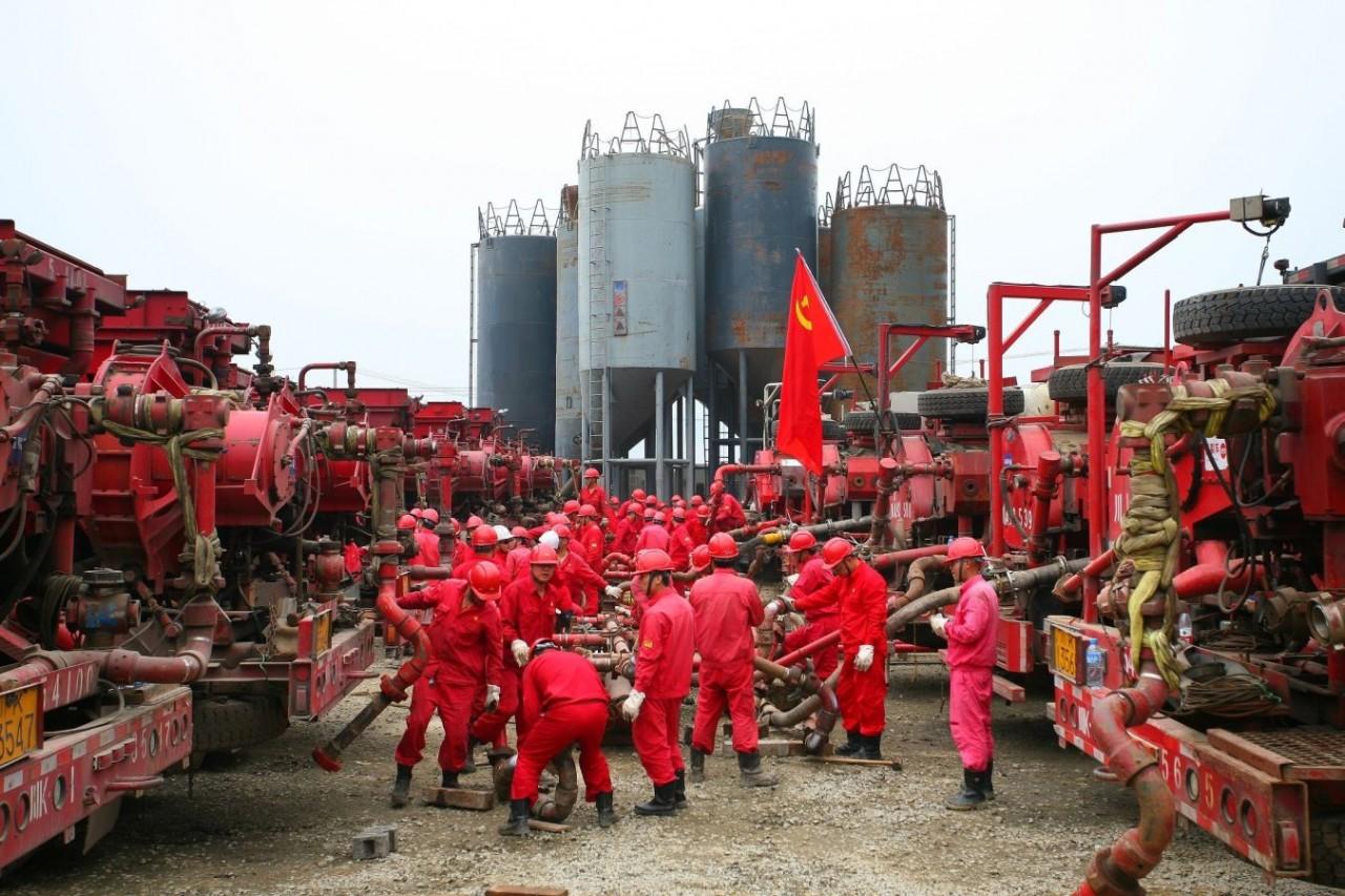 Китаю требуется больше газа,…