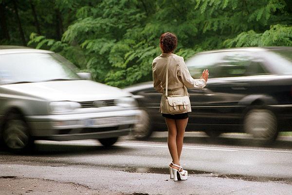 проститутки работающие в машине