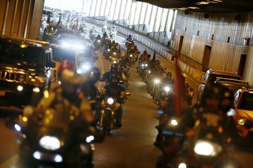 Польские мотоциклисты пообещали помощь российским коллегам в организации пробега