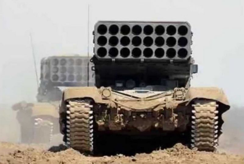 """О возможных последствиях применения ТОС """"Солнцепек"""" в Сирии"""