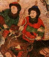 Великие полководцы Чингисхана: Субедэй-багатур