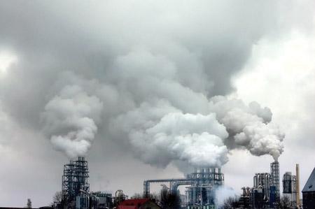 Факты о загрязнении окружающей среды