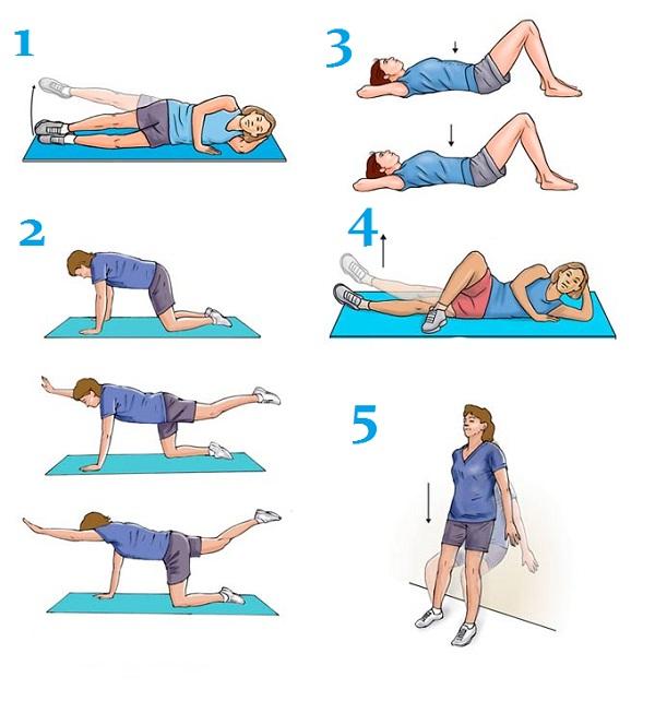 Дряблая кожа на животе: 5 интенсивных упражнений для эффективной подтяжки.