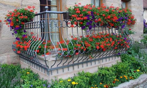 балконы, террасы, лоджии фото - 04