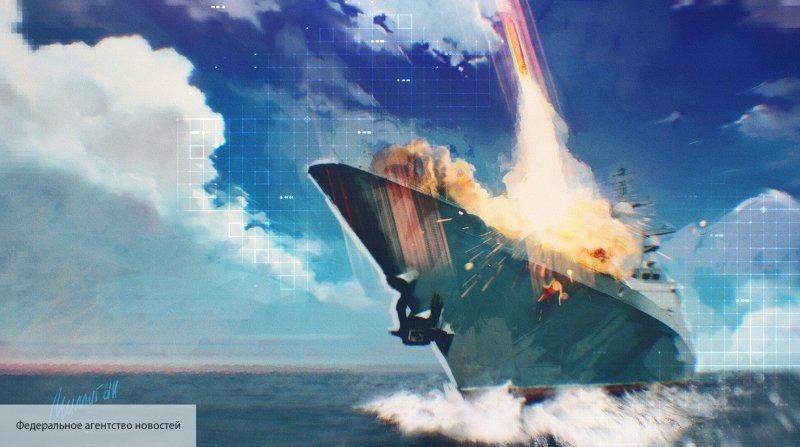 «Гремящий», на выход: ВМФ по…