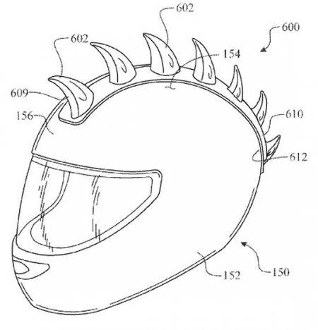 Рисунок на шлем своими руками