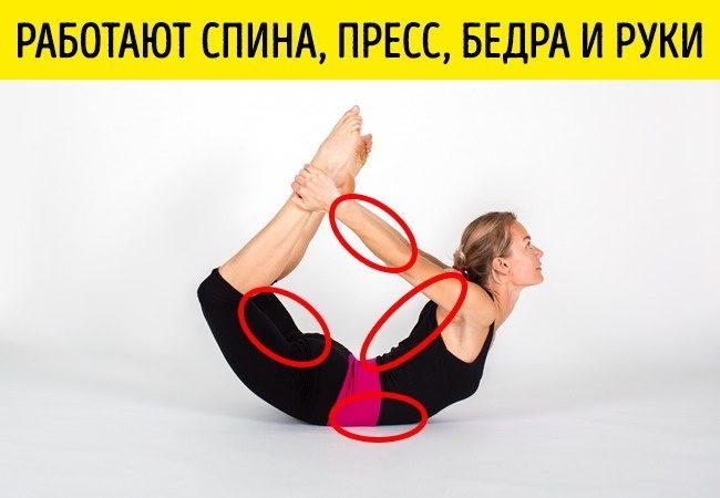 Упражнение, которое сделает вашу фигуру идеальной
