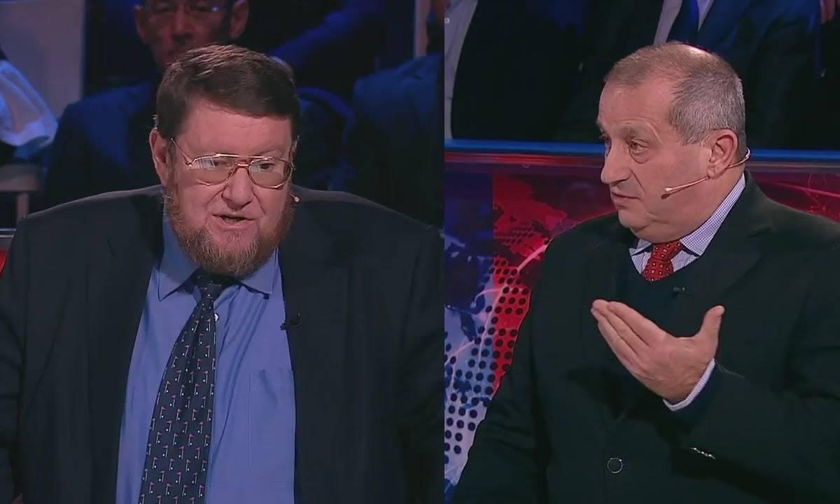 Кедми и Сатановский о политике США: «С ними невозможно договориться»
