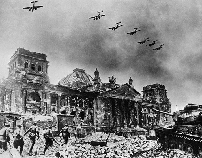 Была ли альтернатива штурму Берлина?