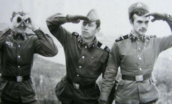 Обряды и посвящения в армии СССР. Как это было в советское время