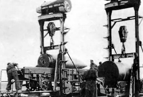 Толстый Густав - самая большая пушка Гитлера.