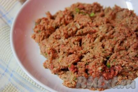 Рецепт сочных чебуреков с мясом