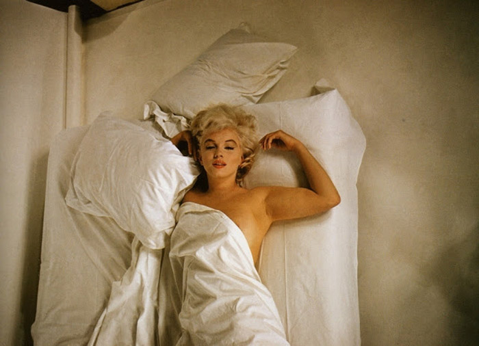 Женщина и богиня в одном лице: 25 редких фотографий Мэрилин Монро