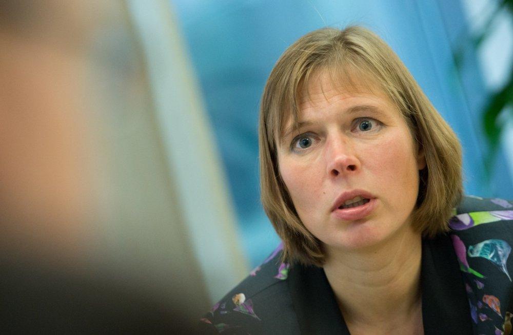 Президент Эстонии рассказала об «идеальных» отношениях с Россией