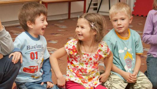 Занятие по развитию навыков общения в ДСОУ