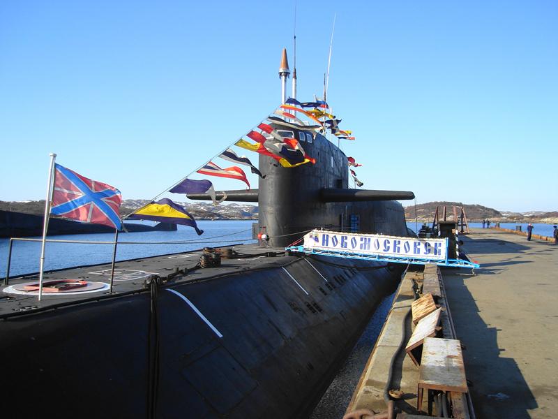 Атомные подводные лодки с баллистическими ракетами: настоящее и будущее