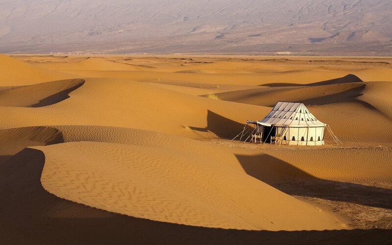 Великая Сахара: пустыня – от слова «пустой». Так ли это?