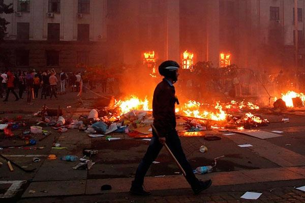 Украина. В ожидании международной ликвидационной комиссии.