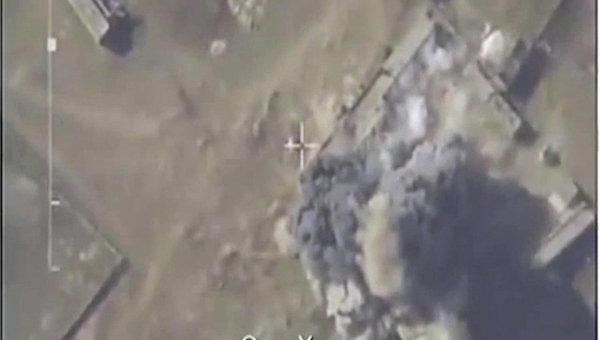 """""""Калибры"""", пущенные с подлодки, уничтожили командные пункты ИГ."""