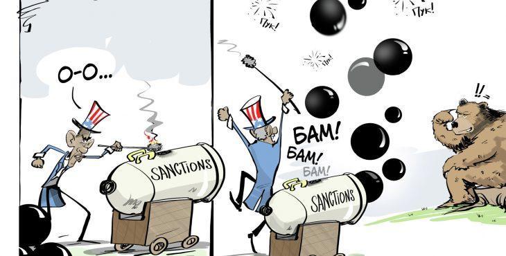 США не светит победа в экономическом противостоянии с Россией