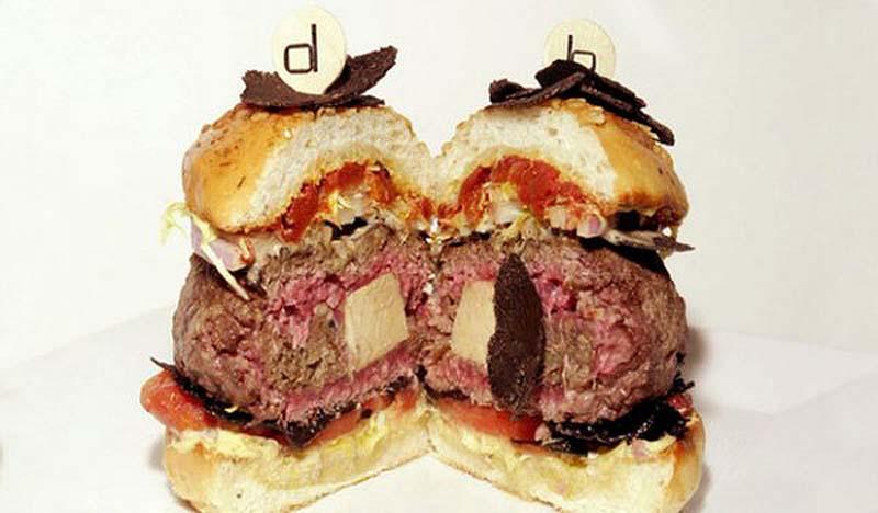 hamburger 3 10 самых дорогих гамбургеров в мире