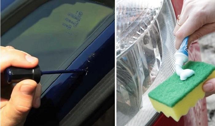 Полезные хитрости для автомобилистов