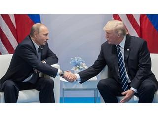 Итоги встречи Трампа и Путин…