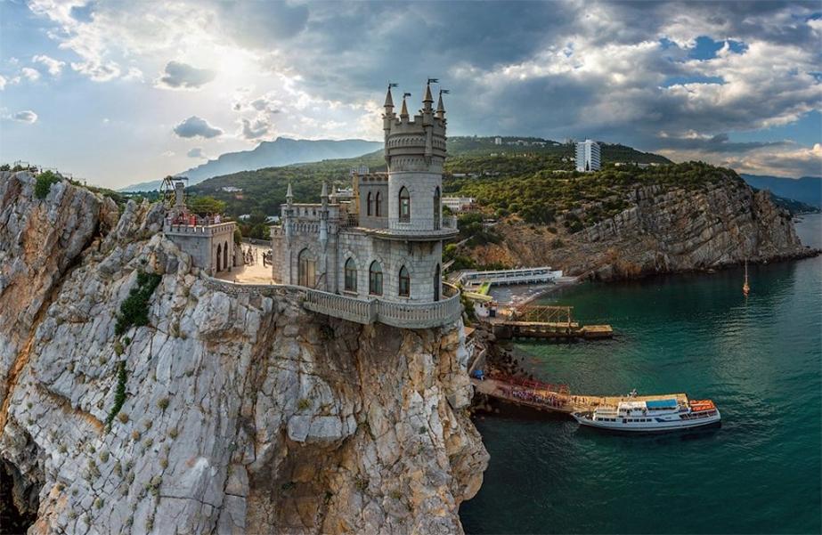 Посмотреть на Крым с высоты …
