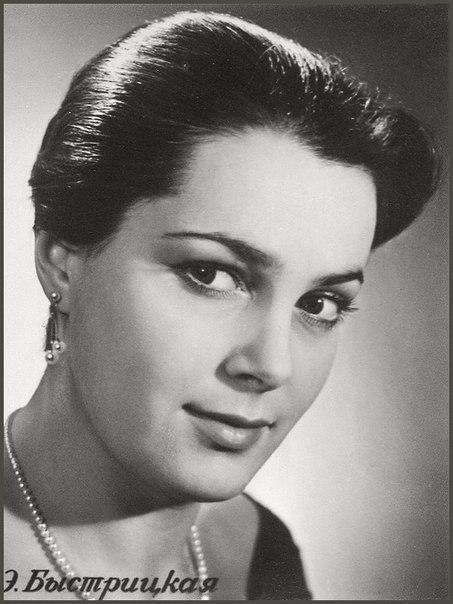 Элина Быстрицкая: женщина с особым характером