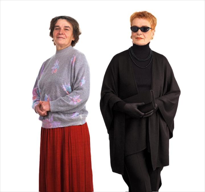 12 обычных женщин до и после посещения стилиста