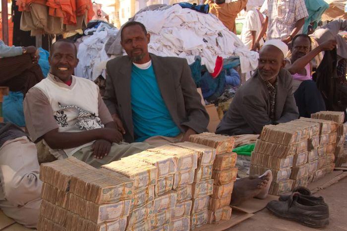 Самые «слабые» валюты мира…
