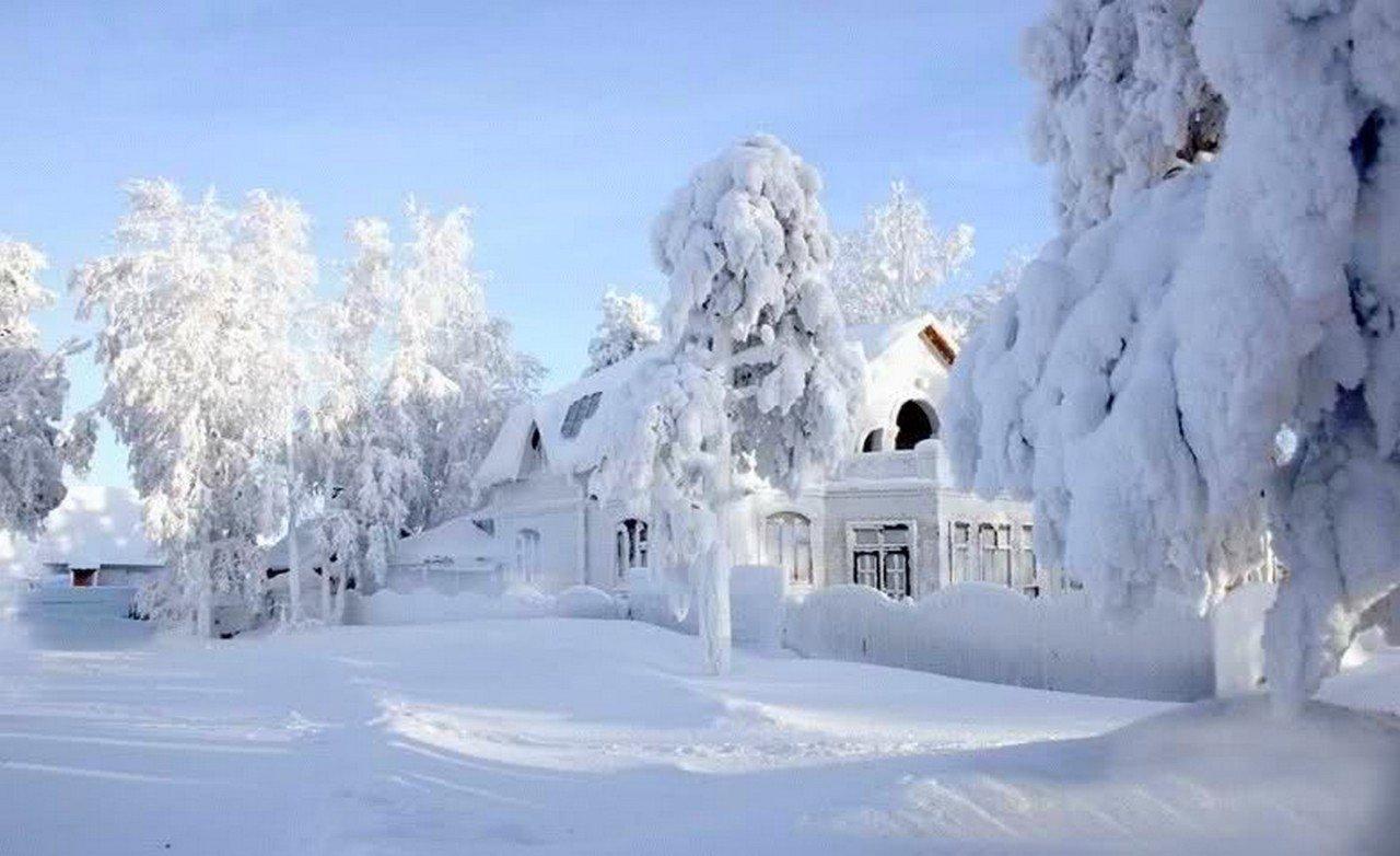 40 интересных особенностей российского климата