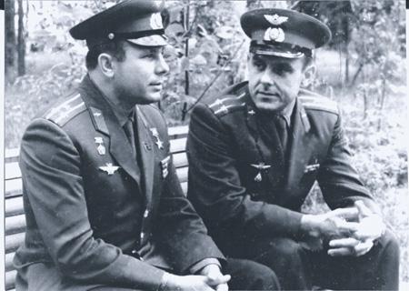 Кто виновен в гибели Гагарина.