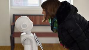 Наше технобудущее: роботамим…