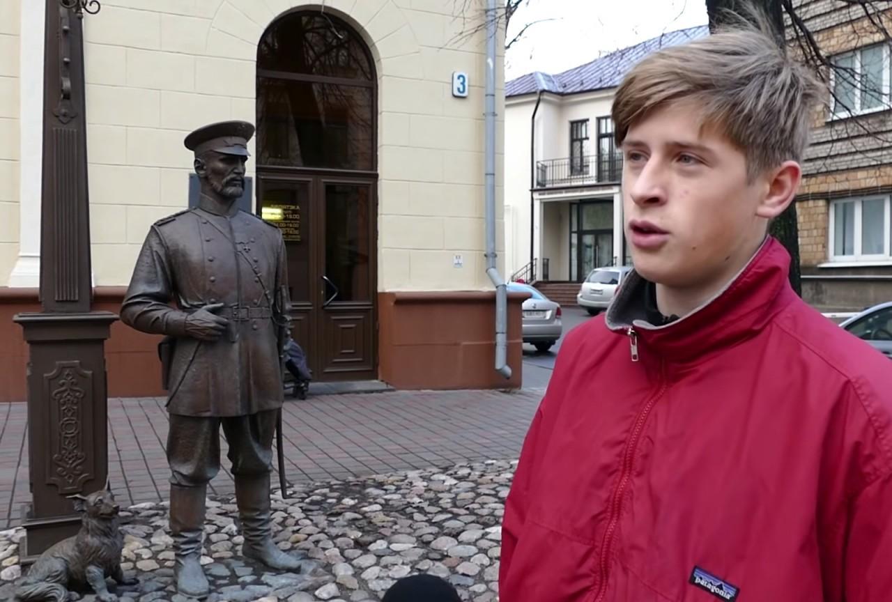 Суровее чем Кадыров! Белоруса заставили извиниться перед памятником