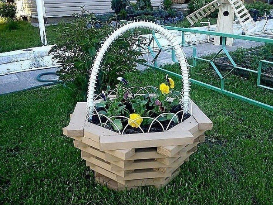 Идеи для декора сада