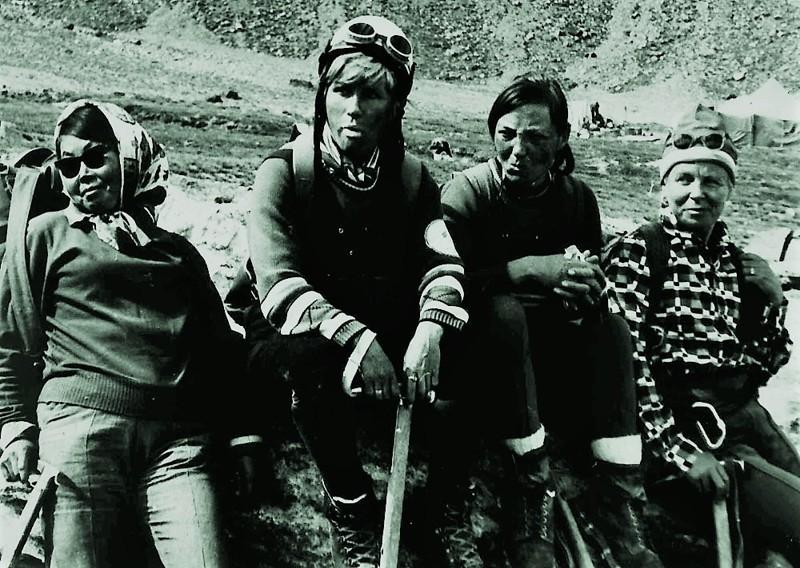 Покорить вершину и умереть СССР, альпинизм, трагедия