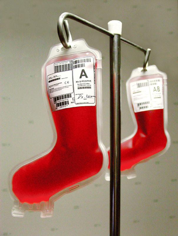 Праздники в больнице: 20 оригинальных новогодних украшений от медицинского персонала