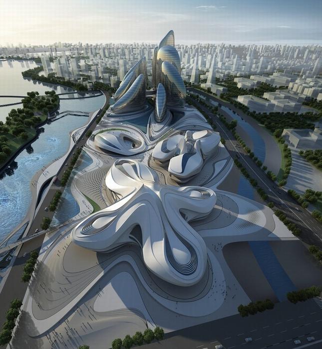 Фантастическая архитектура
