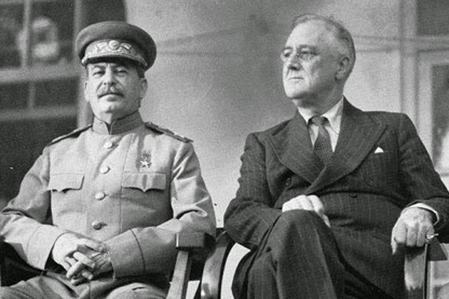 Рузвельт: без России не обойтись…