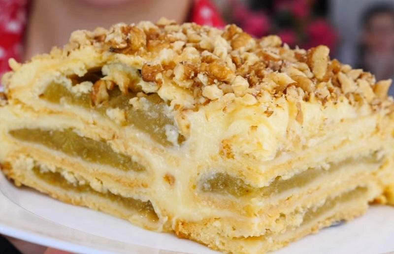 Баварский яблочный торт по р…